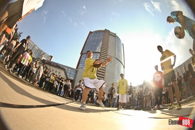 Freestyle Sport, Adidas All Originals Party, Стёпа Вознюк