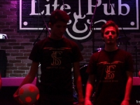 Freestyle Sport, Life Pub, Beatbox & freestyle light show