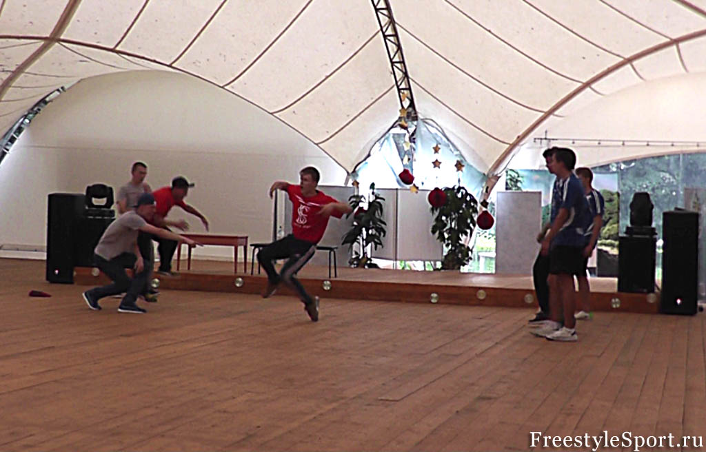 Freestyle Sport, Dizzy Motion, Детский оздоровительный лагерь Дружба, Пестово