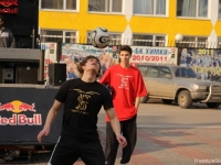 Freestyle Sport, Red Bull, Спартак - Химки, Михаил Плищенко