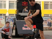 Freestyle Sport, Red Bull, Спартак - Химки, Павел Моторов
