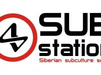 Substation, Logo