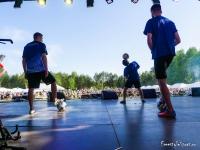 Freestyle Sport, День нефтехимика в городе Киров. футбольный фристайл