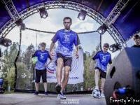 Freestyle Sport, День Молодежи, Саров, футбэг фристайл, жонглирование