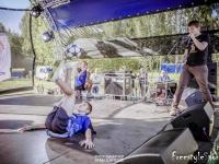 Freestyle Sport, День Молодежи, Саров, футбольный фристайл, битбокс